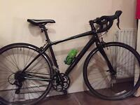 Cannondale Ladies Synapse Road Bike only used 4 times, immaculate