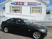 2011 BMW 328 XI AWD!! SUNROOF!! HTD LTHR!! 6 SPEED STD!! DUAL A