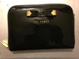 Genuine Ted baker iPad mini black case