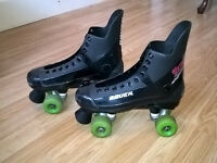 Bauer Turbo roller skates