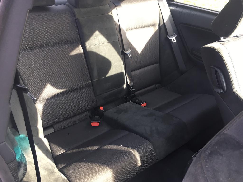 Bmw E46 Coupe Alcantara M Sport Seats Interior Manual