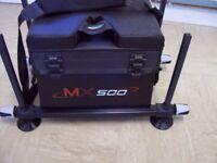 Maver MX 500 seat box