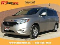 2012 Nissan Quest SV - Heated Seats, Backup Camera, Alloy Wheels
