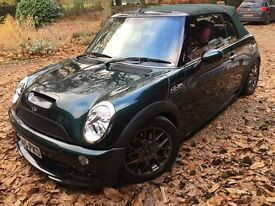 Mini Cooper S Works Convertible (R52)