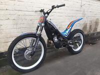 Trials bike, 2006 Sherco 290cc