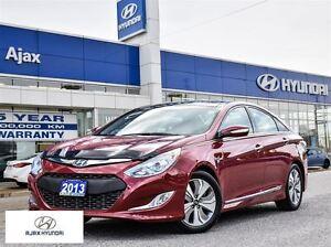 2013 Hyundai Sonata Hybrid Limited Panoramic Roof Only 23401 km