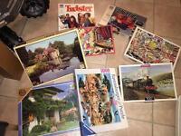 Bundle of puzzles & games