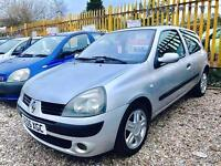 ★🌟P/X TO CLEAR🌟★ 2005 RENAULT CLIO 1.5 DCI DIESEL ★ LOW INSURANCE GROUP★ KWIKI AUTOS★