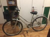Richmond Optima Ladies city bike with basket