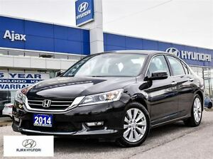 2014 Honda Accord EX-L V6 Leather | Sunroof | Push button start