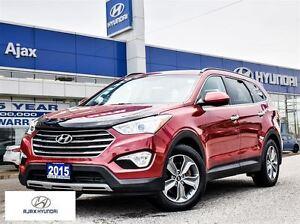 2015 Hyundai Santa Fe XL Premium AWD 7 seater Hyundai Certified