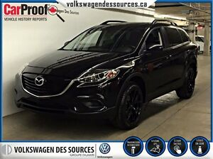 2015 Mazda CX-9 GS, LEATHER, SUNROOF,BLUETOOTH