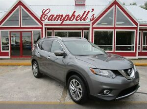2014 Nissan Rogue SL HTD LEATHER SUNROOF NAV  LOADED