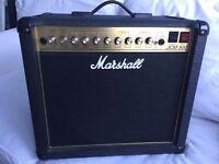 """Marshall JCM 900 combo. Model 4101: 2 channels, 100W, 1 x 12"""" Celestion speaker"""