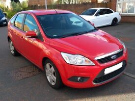 Ford Focus Style TD 1.8 Diesel on a 08 plate