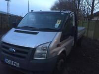 2008 ford transit 140 pickup truck