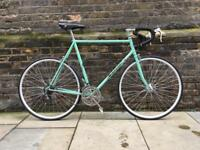 "Vintage Men's BIANCHI SPECIALISSIMA Racing Road Bike - 1980s Retro - Restored 24"" Frame - CAMPAGNOLO"