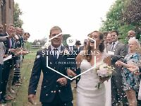 Professional Cinematic Wedding Videography - Storybox Films