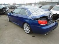 2010 BMW E93 QUARTER PANEL PASSENGER SIDE LEFT IN LEMANS BLUE CUT TO ORDER #5268