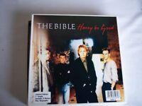 'THE BIBLE' Vinyl Record