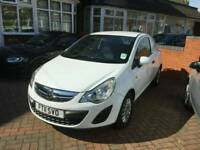 Vauxhall Corsa Van White 2011 1.3 CDTI Manual