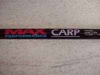 MAX PERFORMANCE CARP ROD