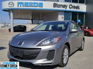 2013 Mazda MAZDA3 GS SKY-ACTIV Bluetooth Accident FREE 1 Owner!!