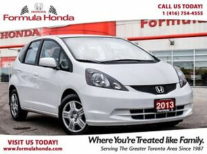 2013 Honda Fit LX | LOW KM | SPORTY