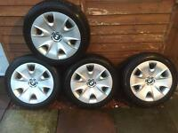 BMW 1 Series winter tyres
