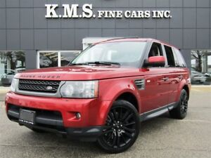 2010 Land Rover Range Rover Sport HSE  LUXURY  FULLY CERTIFIED 