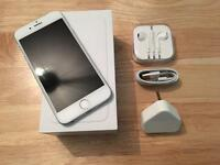 IPhone 6 128gb Silver Unlocked