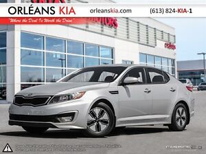 2013 Kia Optima Hybrid Warranty to December 2018!