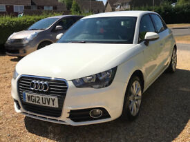 Audi A1 Sport TDI 5 door, Good Condition, FSH, New Timing belt, 12 month MOT