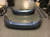 Mondeo zetec s body kit