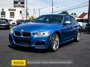 2013 BMW 3 Series 335i xDrive