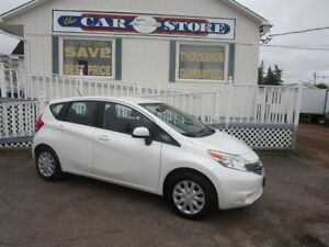 2014 Nissan Versa 1.6 SV ONLY 10,000KM AUTOMATIC AIR BACK UP CAM