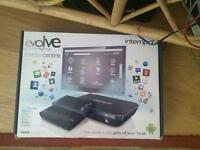 Up for swap 19 inch TV complete with Android box