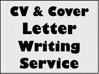 Professional CV & Cover Letter Writing Service - CV Update/re-write/advice