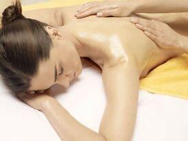 Free massage for ladies