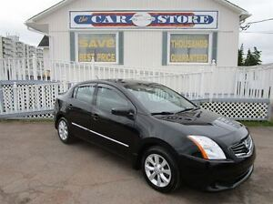 2012 Nissan Sentra SL!! AUTO!! SUNROOF!! HTD SEAT!! 16 ALLOY!!