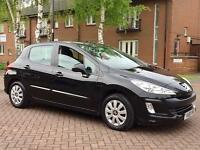 2008 Peugeot 308 1.4 Petrol, Service History, Excellent Condition