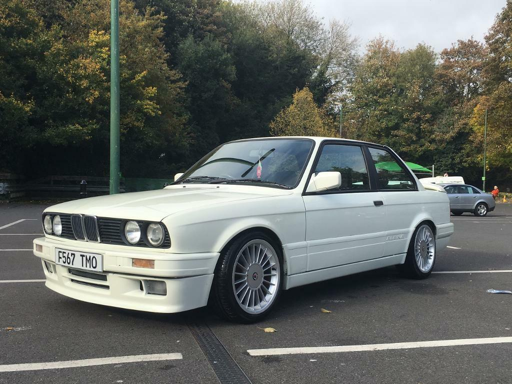 bmw e30 325i sport modified replica in high wycombe buckinghamshire gumtree. Black Bedroom Furniture Sets. Home Design Ideas