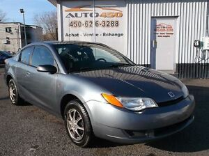 2006 Saturn Ion ***TOIT OUVRANT***