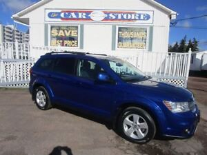2012 Dodge Journey SXT ALLOYS VOICE ASSIST CRUISE AIR