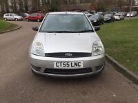 Ford fiesta 1.4 petrol 2005, 1 Former keeper, Mileage 48700, Excellent Condition £1250