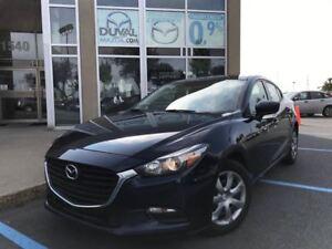 2017 Mazda MAZDA3 GX + BLUETOOTH + CLIMATISATION