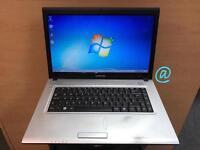 Samsung Fast Laptop, 3GB Ram, 250GB, Windows 7, Microsoft office, Good Condition