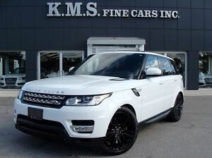 2014 Land Rover Range Rover Sport V8 Supercharged  510HP  21 whe