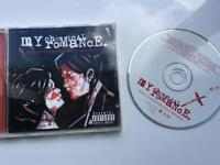 """My Chemical Romance """"3 Cheers for sweet revenge"""" excellent condition CD"""