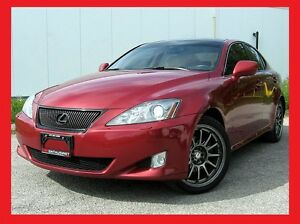 2007 Lexus IS 250 AWD+NAVIGATION+REARVIEW CAMERA